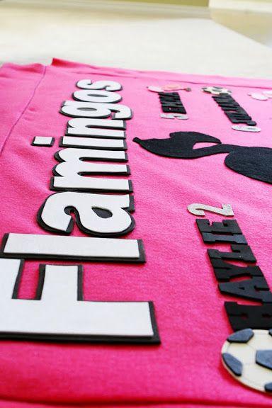 Ericas Bloggity Blog: {Soccer banner}