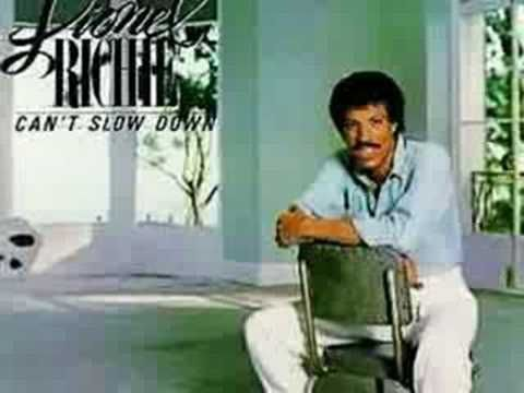 "Lionel Richie's ""Stuck on You,"" was the first slow dance to which Greg and I danced when we first started dating. I'm still stuck on him!"