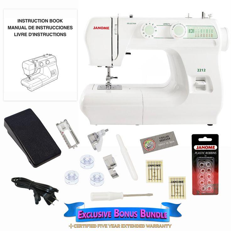 25+ melhores ideias de Sewing machine for sale no Pinterest ...