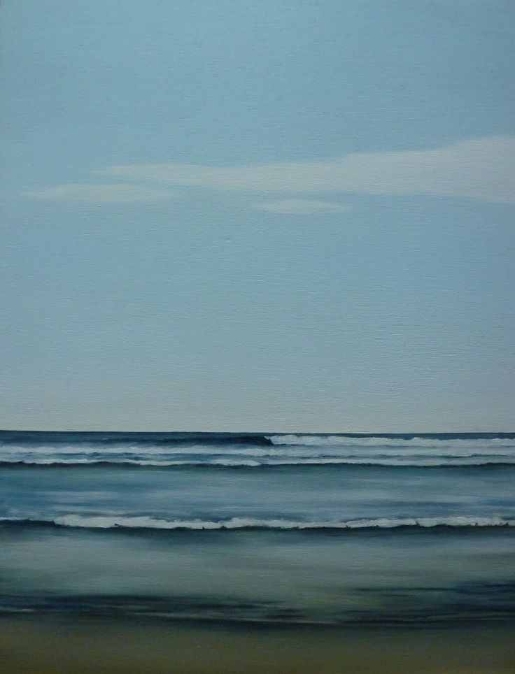 water paintings | ... : Current Exhibition: 'By The Water' paintings by Fiona Barrett-Clark