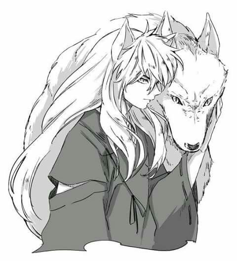 Wow, what a great art style of Inuyasha