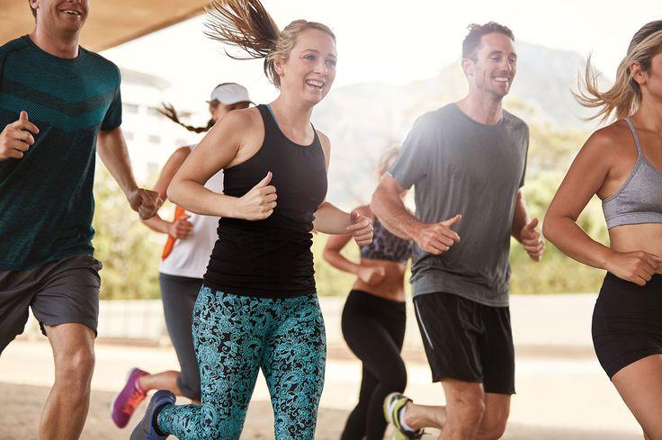 cool Как правильно бегать? — Основы и техника бега