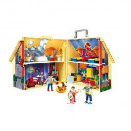 Maison transportable Playmobil 5167