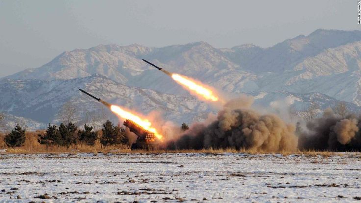 Concerns grow regarding North Korean's miniaturized nuclear weapons and submarine-launched ballistic missiles