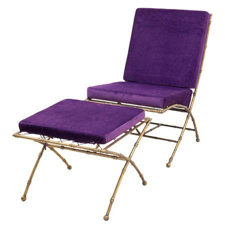 Bamboo Lounge Chairs, 21. Jhd.
