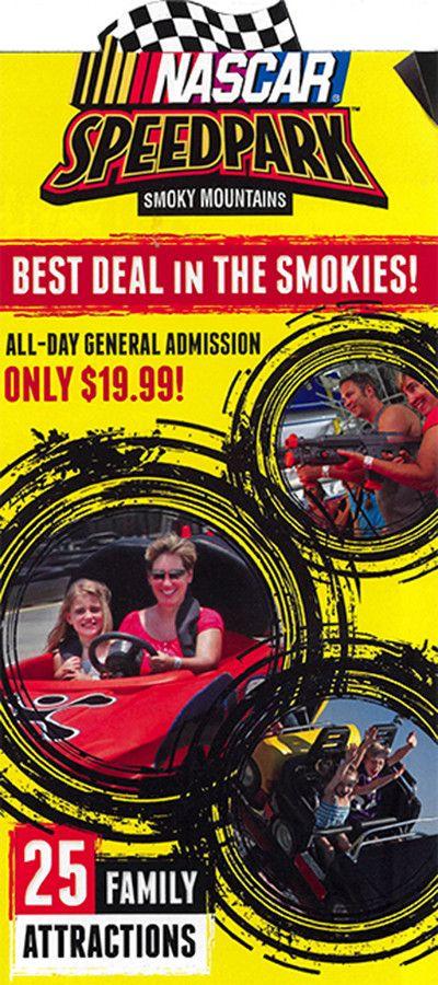 Nascar Speed Park - MobileBrochure.com