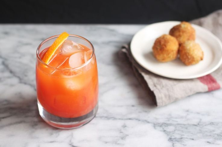 Garibaldi Cocktail (Campari-Orange Aperitivo) on Food52