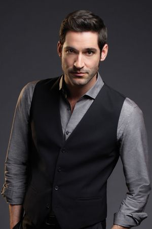 Tom Ellis Lucifer Morningstar owns a hot Hollywood nightclub named LUX, drives a vintage convertible with a vanity plate that reads FALLIN, and can, ...
