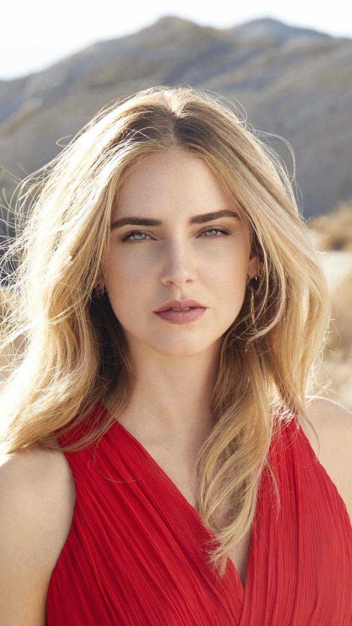 Gorgeous Chiara Ferragni Red Dress 720x1280 Wallpaper Beauty Editorial Fashion Photographer Fashion Photography