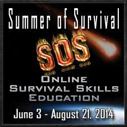 Summer of Survival Video Series starts 6/3/14 - What a Deal! - PreparednessMama
