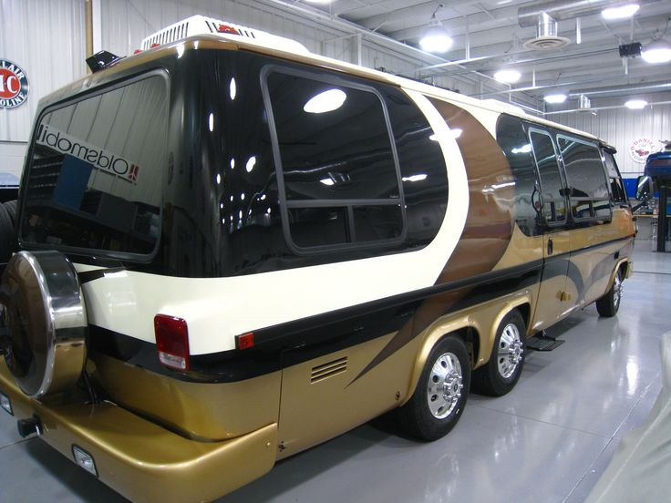 1000 Images About Gmc Motor Home On Pinterest