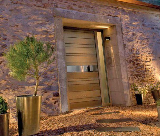 Les 458 meilleures images propos de portes sur pinterest for Entree en bois