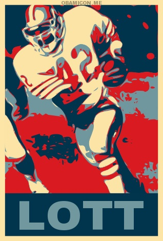 49er Nation SF Niners San Francisco 49ERS Niners for Life! Ronnie Lott