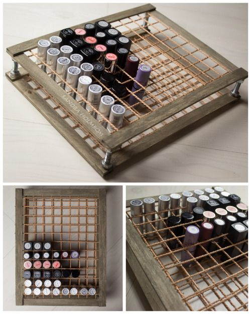 Diy Storage Ideas best 10+ diy makeup storage ideas on pinterest | diy makeup vanity