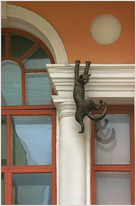 Нижний Новгород, ул. Б. Покровская - учебный театр. Nizhniy Novgorod
