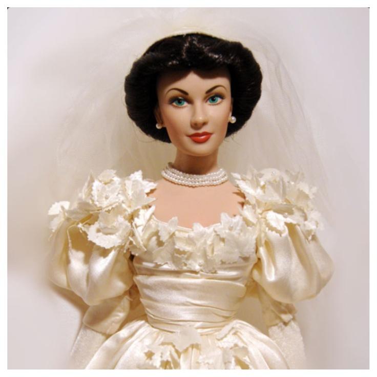 75 Best Scarlett O'hara Doll Barbie Images On Pinterest