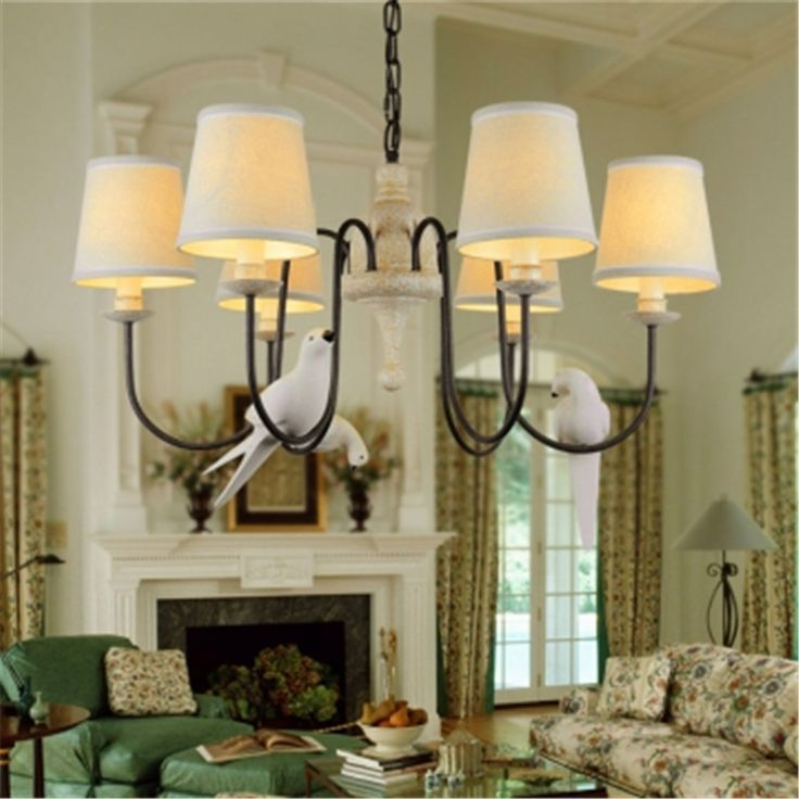 Find More Pendant Lights Information About American Country Lustre Bird Mediterranean Droplight Kitchen