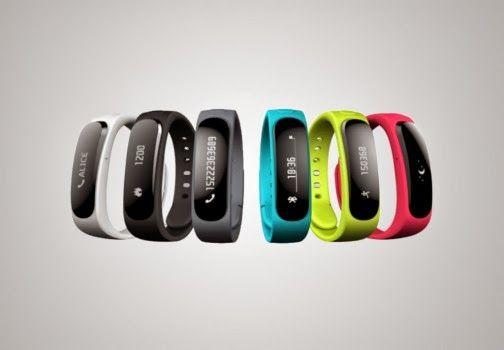 Lktato.blogspot.com: #MWC2014 Huawei presentó su reloj inteligente Talkband B1