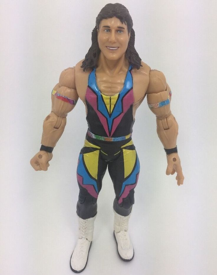 Marty Jannetty WWE Classic Superstars Action Figure Three Pack Exclusive Jakks #JAKKSPacific