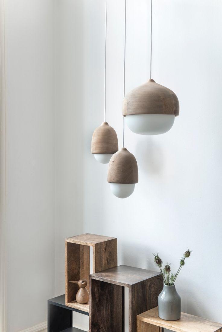 Mater 'Terho' pendants