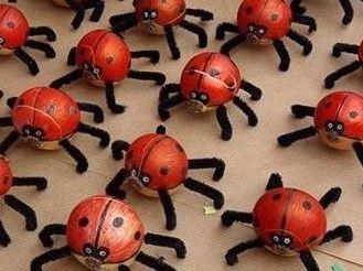 Preschool autumn crafts