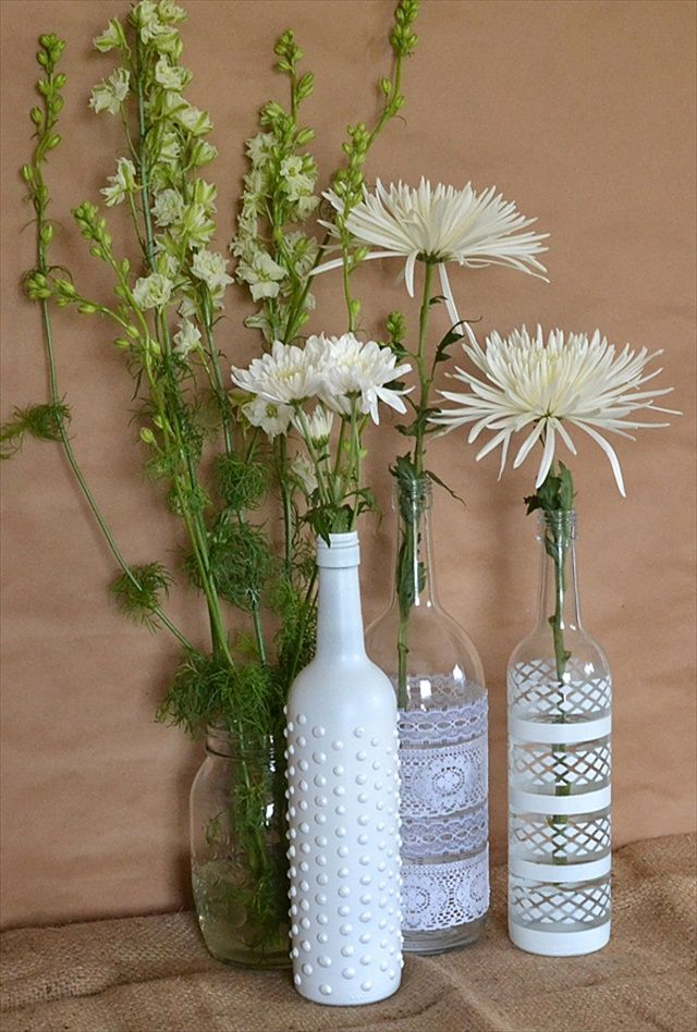 19 #DIY Wine Bottle Decoration Ideas | DIY to Make