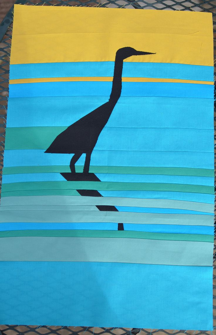 A close up of Mr. Pat's block for Kelly's Quilt.  It's Beautiful!!