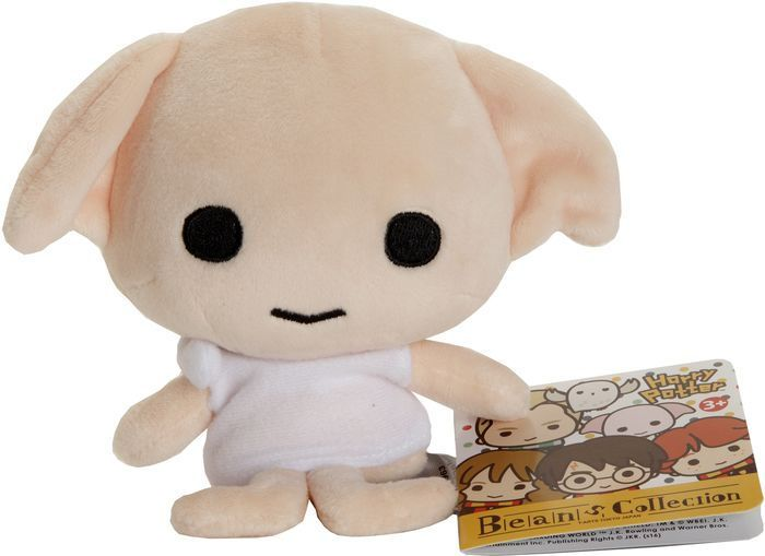 Adorable, officially licensed high quality plush character from the Harry Potter Series.  For Ages: 4+...
