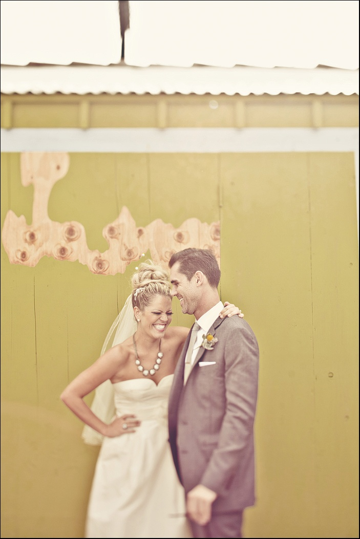 love the vintage photo effect here...