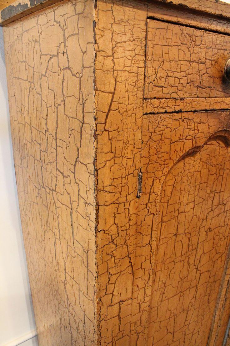 97 best Crackle Paint Furniture images on Pinterest ...