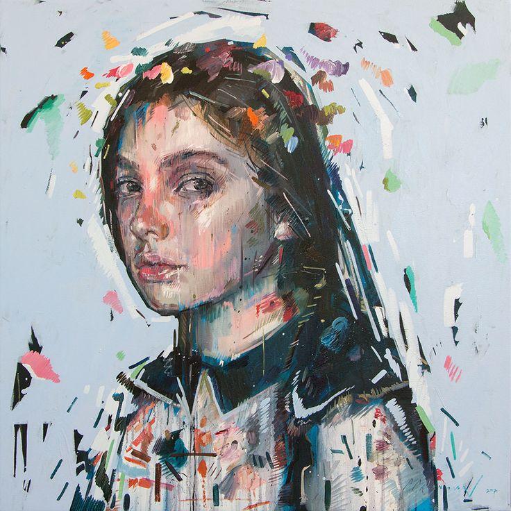 Buy Art Online | Rosenblum by Chris Denovan | StateoftheART