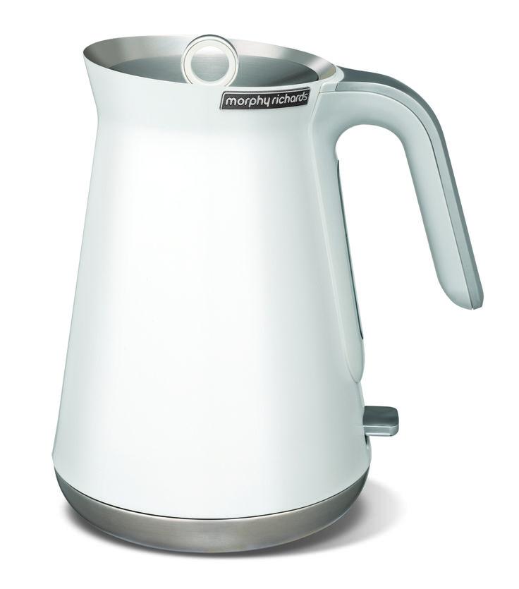 Aspect Kettle (White) http://www.morphyrichards.co.za/products/white-stainless-steel-aspect-kettle-100003