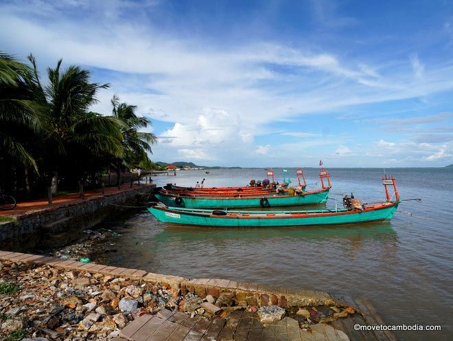 How to get to Kep (from Phnom Penh, Sihanoukville, Kampot, Siem Reap)
