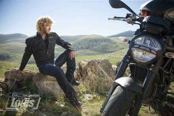 Vanucci Fadex Kombijacke #Motorrad #Motorcycle #Motorbike #louis #detlevlouis #louismotorrad #detlev #louis