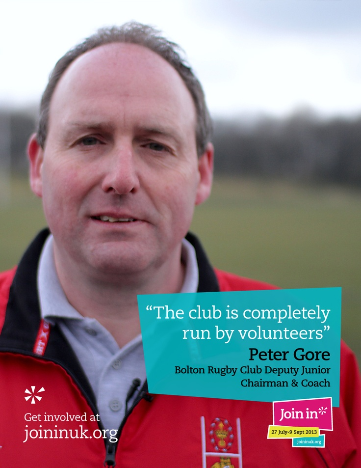 How important are volunteers to your club?