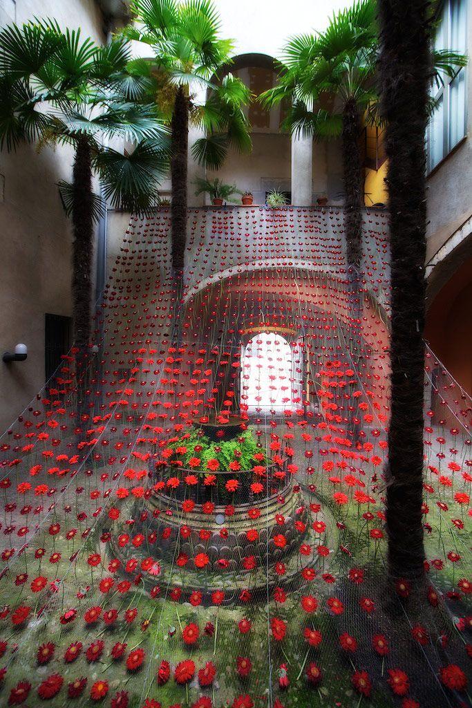 Girona Temps de Flors Festival - Catalonia
