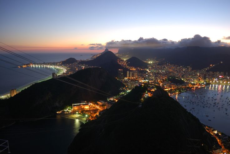 Rio de Janeiro by Thiago Scherer