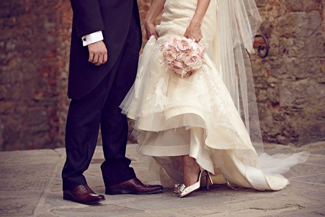 Tuscany Vineyard Wedding Il Borro