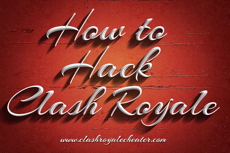 Check this link right here http://del.icio.us/royalefreegems for more information on How to Hack Clash Royale. Clash Royale was quick to catch up in the market because of its unique gameplay and theme. If you are gaming enthusiasts, then you must be wondering how to hack clash royale. These Clash Royale cheats make it possible for everyone to gain gold and gems quickly to keep pace with the pay to win players. Follow Us: http://list.ly/ClashRoyaleCheats