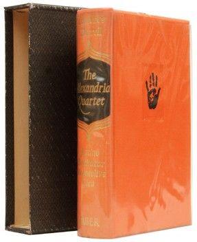 The Alexandria Quartet, Lawrence Durrell, 75833 LIAB 2014