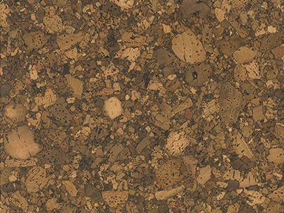 Mocha Cork Tile Natural