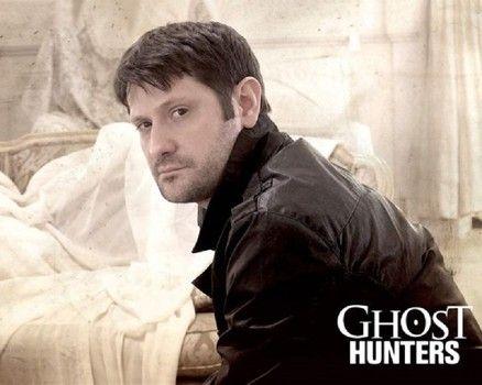 Grant Wilson returns to 'Ghost Hunters'