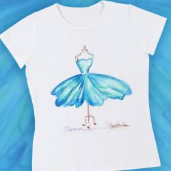 Did you know you can get the look of watercolor using for Where can you get fabric