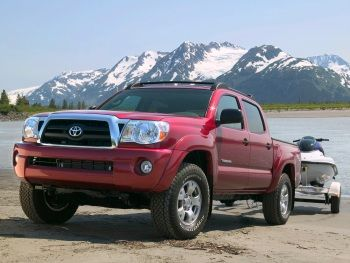 TRD Toyota Tacoma Double Cab Off-Road Edition '2006–12