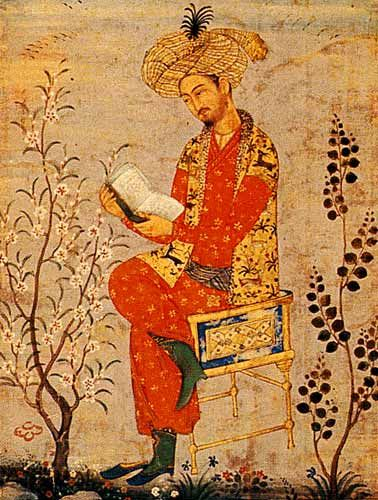 Babur, the first of the Great Mughals (1483-1526)