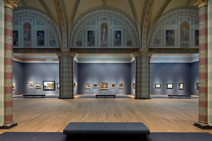 Gallery of Honour, 2013. Photo: Iwan Baan