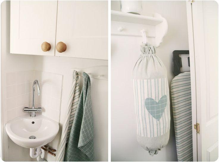 Countrykitty: Cuarto de lavado / Lavanderia