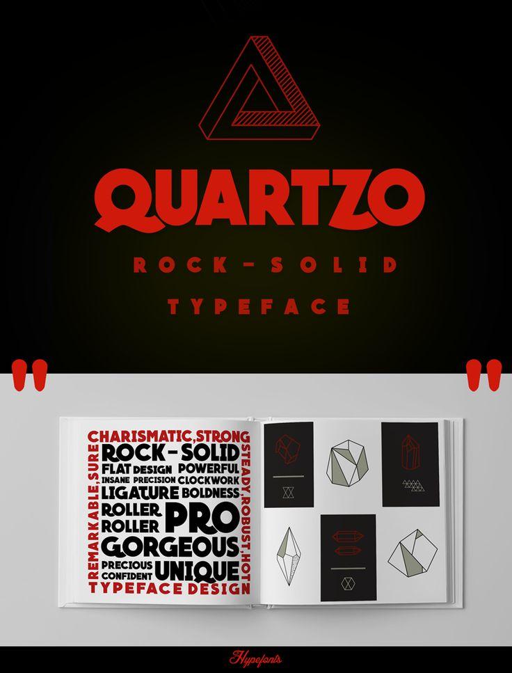 Quartzo Font | dafont.com