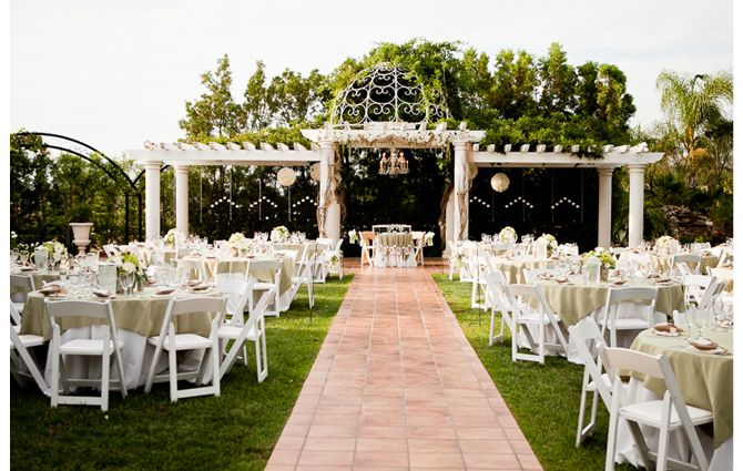18 best ideas about outside weddings on pinterest for Most romantic wedding venues