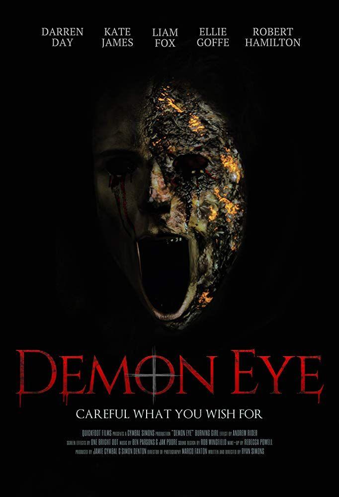 DEMON EYE Official Trailer (2019) Horror Movie HD #Movies